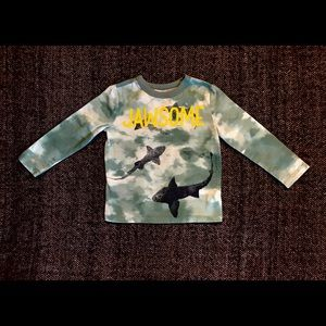 4 for $20 Old navy Long sleeved T-shirt size 2T